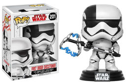 FIGURA POP! STAR WARS EPISODE VIII (FIRST ORDER EXECUTIONER) nº201