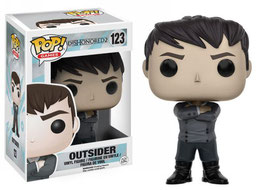 FIGURA POP! DISHONORED 2 (OUTSIDER) nº123