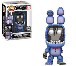 FIGURA POP! FIVE NIGHTS AT FREDDY (WITHERED BONNIE)