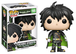 FIGURA POP! SERAPH OF THE END (YUICHIRO HYAKUYA) nº195
