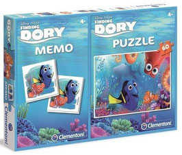 PUZZLE + MEMO BUSCANDO A DORY