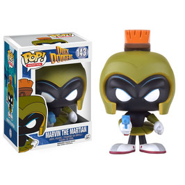 FIGURA POP! DUCK DODGERS (MARVIN THE MARTIAN) nº143