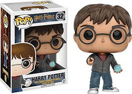 FIGURA POP! HARRY POTTER (HARRY POTTER WITH PROPHECY) nº32