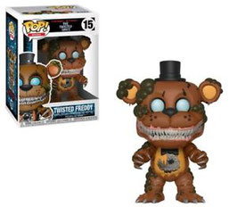 FIGURA POP! FIVE NIGHTS AT FREDDY (TWISTED FREDDY)