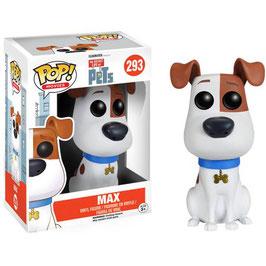 FIGURA POP! LA VIDA SECRETA DE LAS MASCOTAS (MAX)