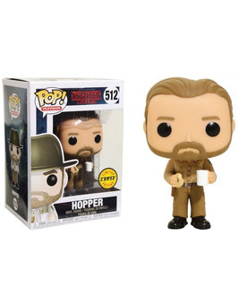 FIGURA POP! STRANGER THINGS (HOPPER CHASE)