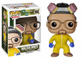 FIGURA POP! BREAKING BAD (WALTER WHITE IN COOK SUIT) Nº160