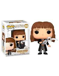 FIGURA POP! HARRY POTTER (HERMIONE CON PLUMA) Nº113
