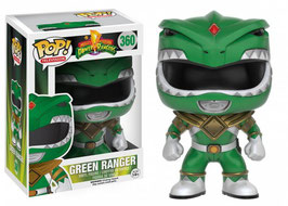 FIGURA POP! POWER RANGERS (GREEN RANGER)