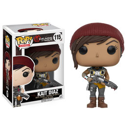FIGURA POP! GEARS OF WAR (KAIT DIAZ) nº115