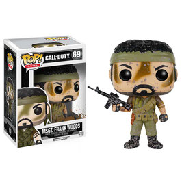 FIGURA POP! CALL OF DUTY (MSGT. FRANK WOODS) nº69