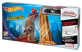 HOTWHEELS MARVEL ULTIMATE SPIDER-MAN