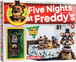 FIVE NIGHTS AT FREDDY'S KIT CONSTRUCCION SMALL WAVE (12038)