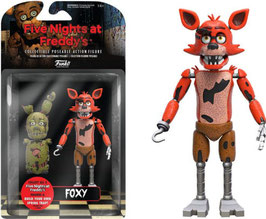 FIGURA ARTICULADA FIVE NIGHTS AT FREDDY'S  (FOXY)