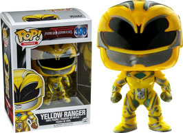 FIGURA POP! POWER RANGERS MOVIE (YELLOW RANGER) nº398