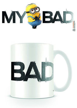 TAZA MINIONS - MY BAD