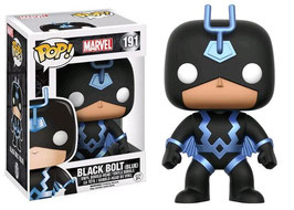 FIGURA POP! MARVEL (BLACK BOLT BLUE) nº191