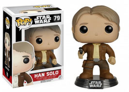 FIGURA POP! STAR WARS (HAN SOLO) Nº79