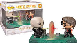 FIGURA POP! HARRY POTTER (HARRY VS VOLDEMORT)Nº119