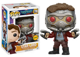 FIGURA POP! GUARDIANES DE LA GALAXIA VOL.2 (STAR-LORD CHASE)