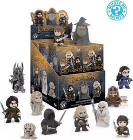 Mystery Minis Lord of the Ring