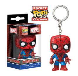 LLAVERO POCKET POP! SPIDER-MAN
