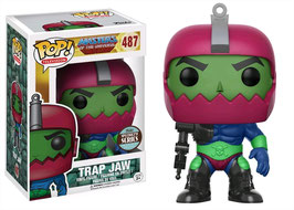 FIGURA POP! MASTERS OF THE UNIVERSE (TRAP JAW) SPECIALITY SERIES nº487