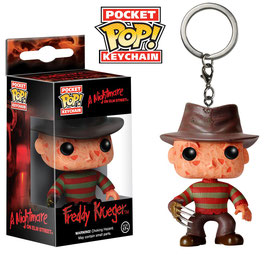 LLAVERO POCKET POP! FREDDY KRUGUER