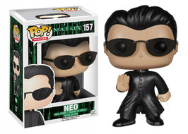 FIGURA POP! MATRIX (NEO)