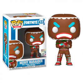 FIGURA POP! FORTNITE (MERRY MARAUDER)