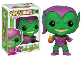 FIGURA POP! MARVEL (GREEN GOBLIN) nº109