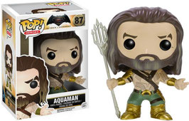 FIGURA POP! BATMAN VS SUPERMAN (AQUAMAN)