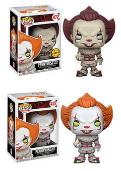 FIGURA POP! IT (PENNYWISE WITH BOAT)
