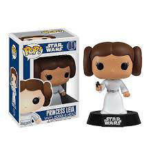 FIGURA POP! STAR WARS (PRINCESS LEIA) Nº04