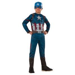 DISFRAZ CAPITAN AMERICA (RUBIES CIVIL WAR)