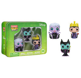 POCKET POP! DISNEY (PACK 3)