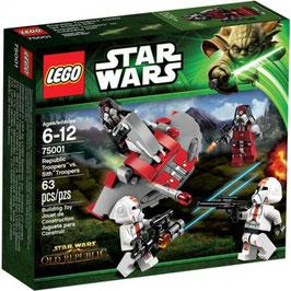 LEGO STAR WARS 75001