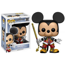 FIGURA POP! KINGDOM HEARTS (MICKEY) nº261