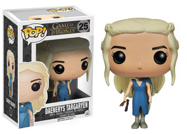 FIGURA POP! JUEGO DE TRONOS (DAENERYS TARGARYEN DRESS BLUE)