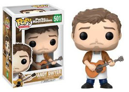 FIGURA POP! PARKS AND RECREATION (ANDY DWYER)