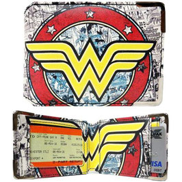 CARTERA DC COMICS WONDER WOMAN