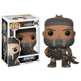 FIGURA POP! GEARS OF WAR (OSCAR DIAZ) nº195