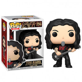 FIGURA POP! SLAYER (TOM ARAYA) Nº156