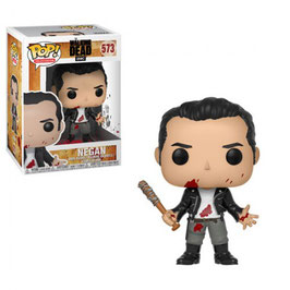 FIGURA POP! THE WALKING DEAD (NEGAN CLEAN SHAVEN) nº573