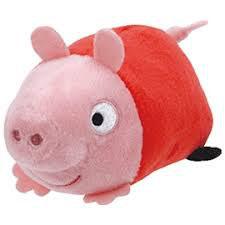 PELUCHE TEENY TY PEPPA PIG (PEPPA PIG)