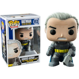 FIGURA POP! BATMAN THE DARK KNIGHT RETURNS (ARMORED BATMAN UNMASKED) nº113