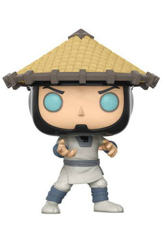 FIGURA POP! MORTAL KOMBAT (RAIDEN)