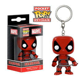 LLAVERO POCKET POP! DEADPOOL