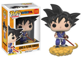 FIGURA POP! DRAGON BALL (GOKU & FLYING NIMBUS) nº109