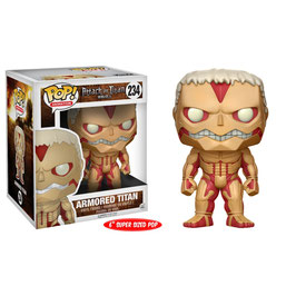 FIGURA POP! ATTACK ON TITAN (ARMORED TITAN) nº234